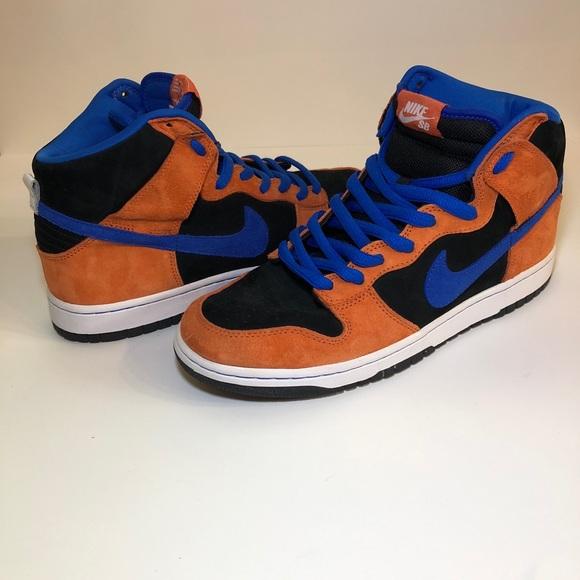 Nike Shoes | Mens Nike Sb Mets | Poshmark